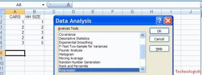 Where is data analysis in excel