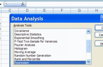 Where is data analysis in excel? How you can find it easily