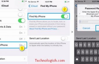 How to turn off find my iphone without password on a jailbreak